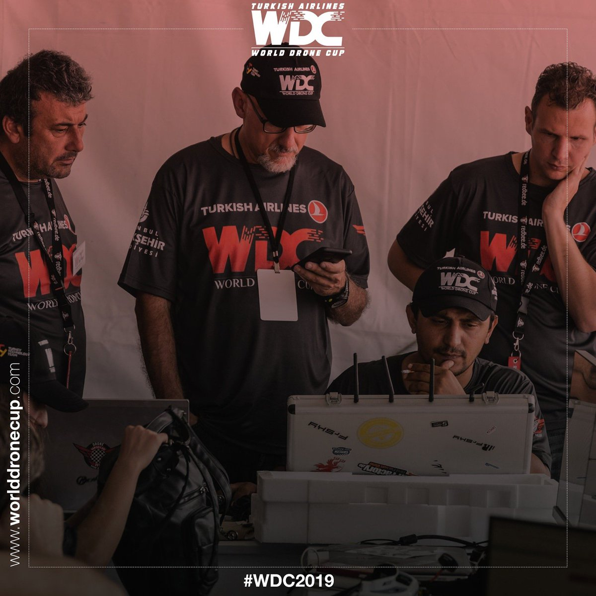 La Drone Racers Sports Club Association (DYD) conferma l'edizione del WDC19